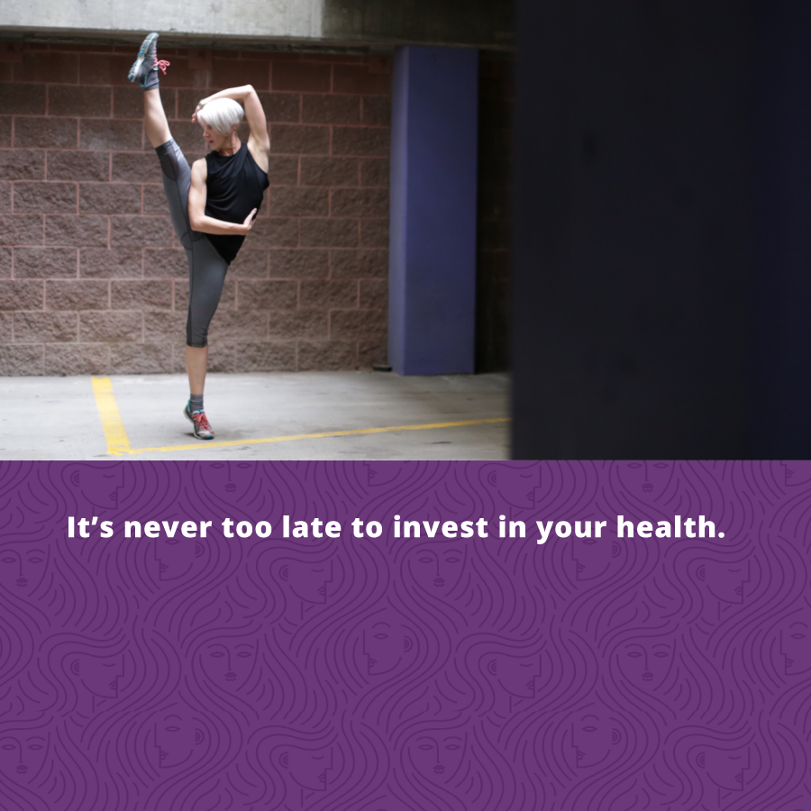 What to Expect in Your 30s: It's never too late to invest in your health.