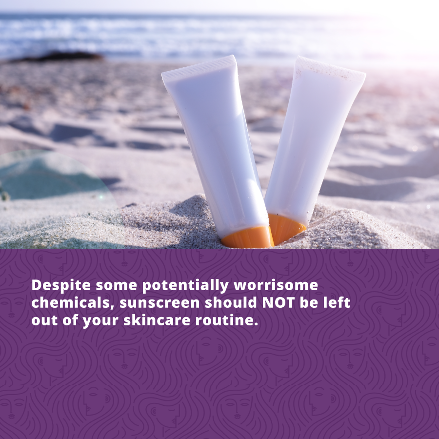 Sunscreen is a staple when it comes to Women's Health and should not be left out of your skincare routine.