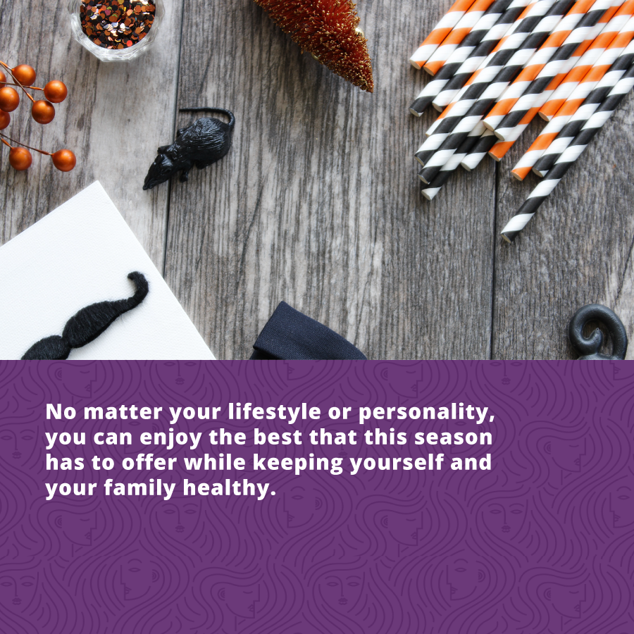 No matter your personality type, you can enjoy the best this season has to offer