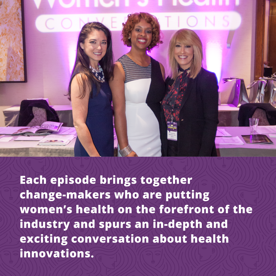 Hot for Your Health is Doctor Vonda Wright's very own Women's Health Podcast