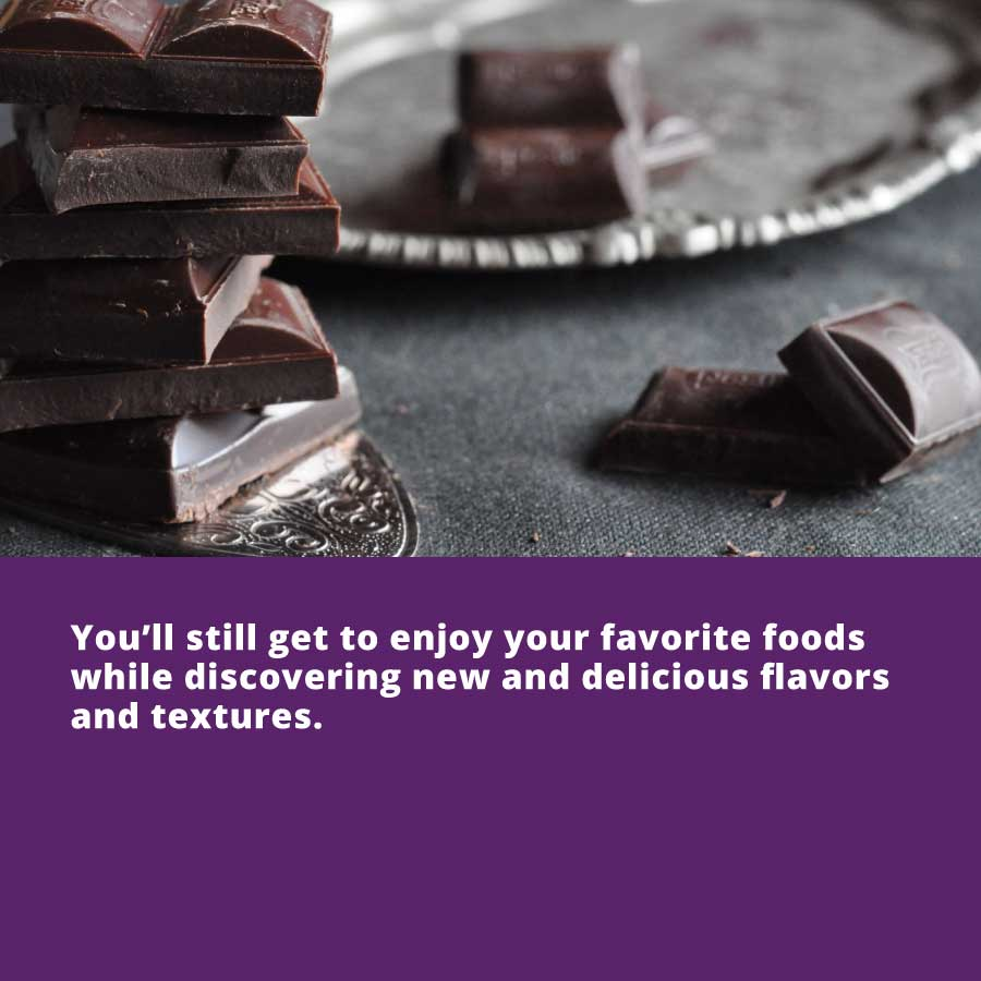 - Vitality health plan - you'll still get to enjoy your favorite foods while discovering new and delicious flavors and textures.