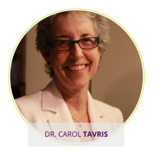 Dr. Carol Tavris - THe Best of Life Summit