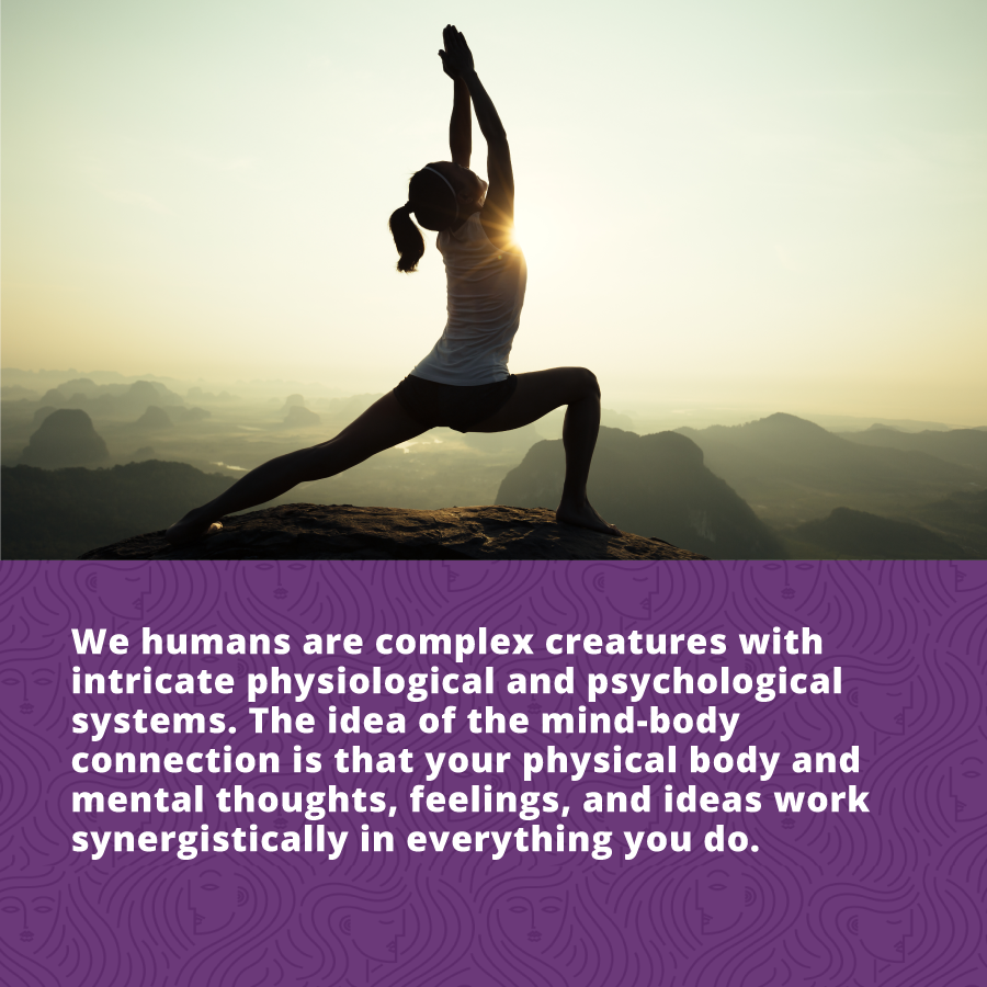 Strong Body, Strong Mind: The Mind-Body Connection
